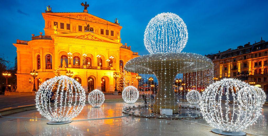 Visita la ciudad en una de las épocas más bonitas del año