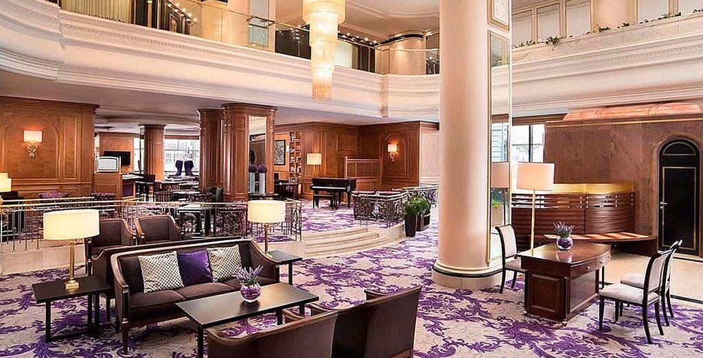 Sheraton Zagreb Hotel 5*, una estancia sublime