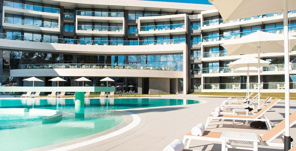 Sheraton Dubrovnik Riviera Hotel 5*, tu hotel en Mlini (Dubrovnik)