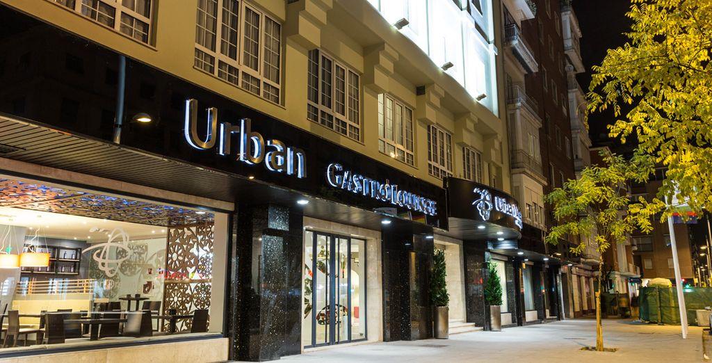 Bienvenido a tu Hotel Urban Dream 4*