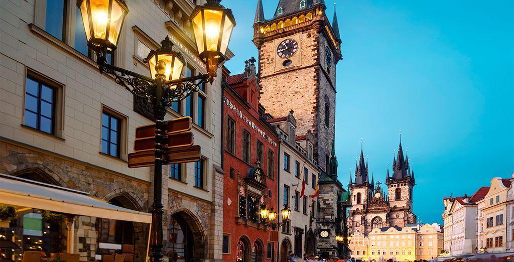 Descubre los encantos de esta preciosa ciudad