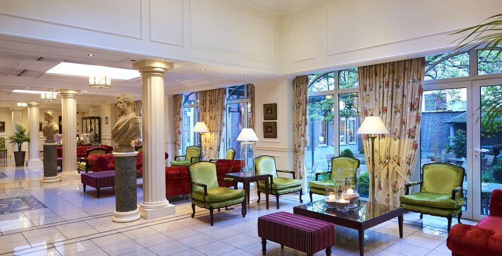 Un hotel boutique exquisito