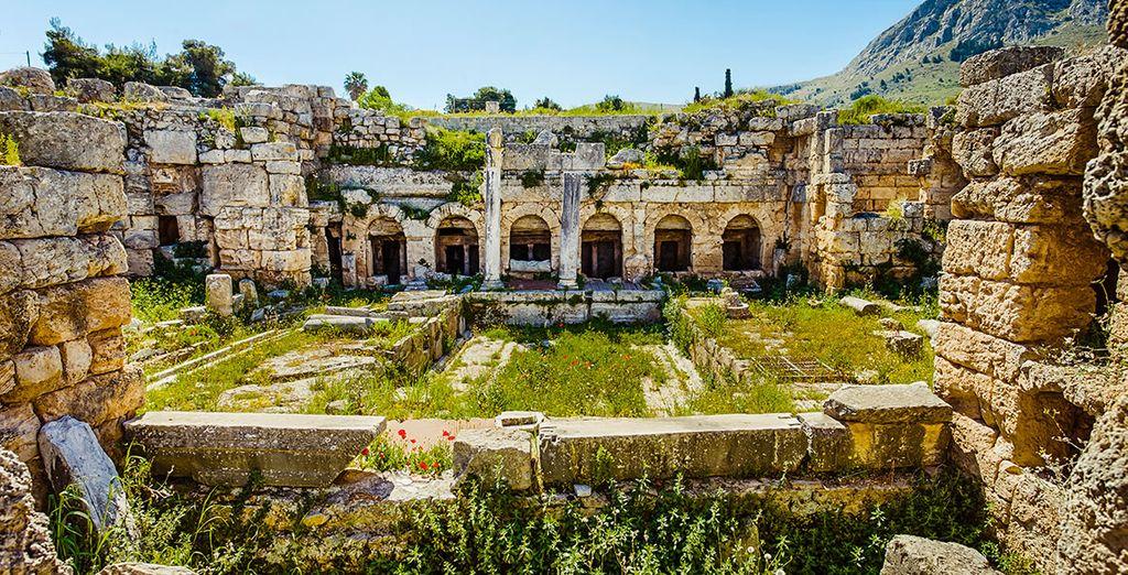 Aprovecha para descubrir Corinto