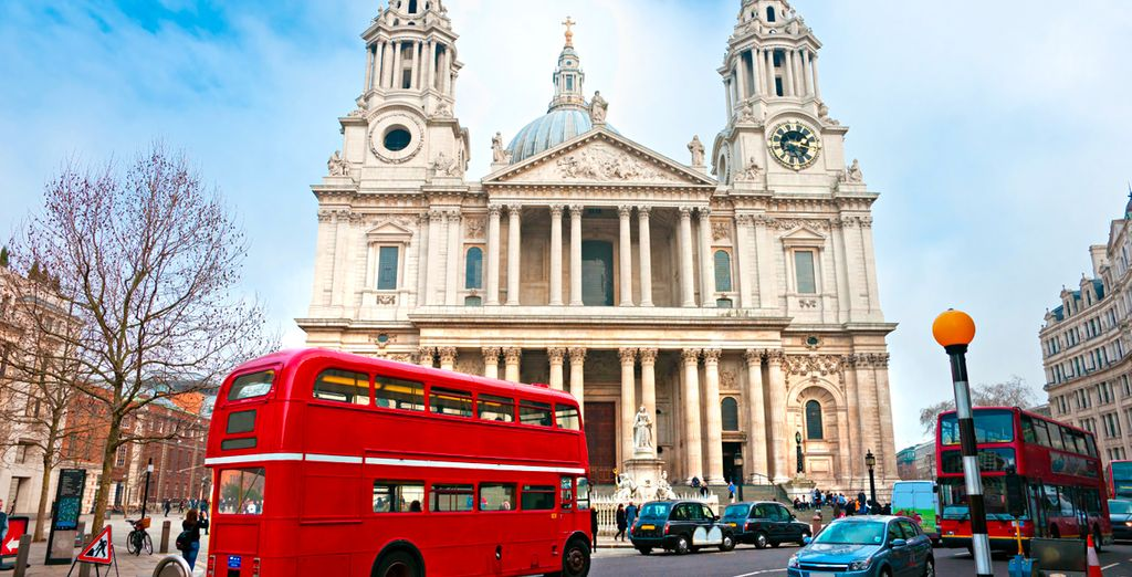 Disfruta de Londres en todo su esplendor