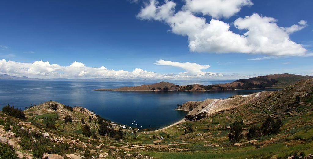 El lago Titicaca es el lago navegable a más altura del mundo