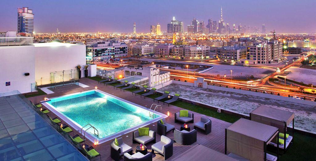 Bienvenido a Meliá Dubai 5*