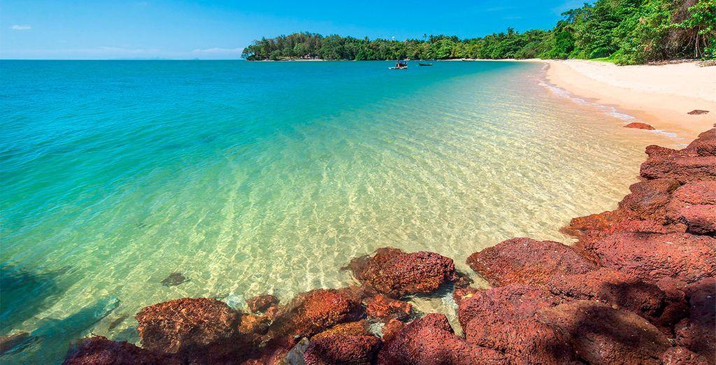 Sin duda, Krabi es un paraíso que merece la pena descubrir