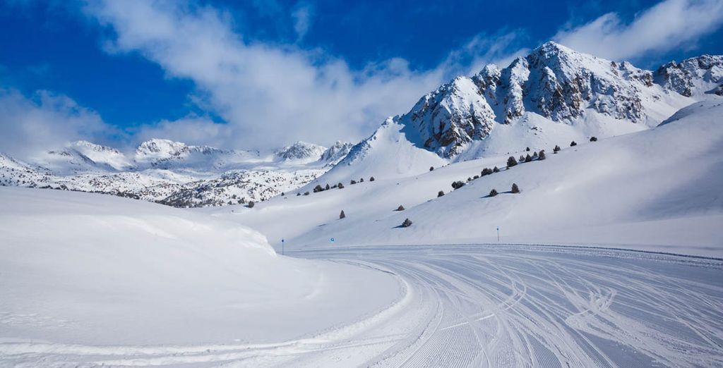 Empieza a preparar la temporada de esquí