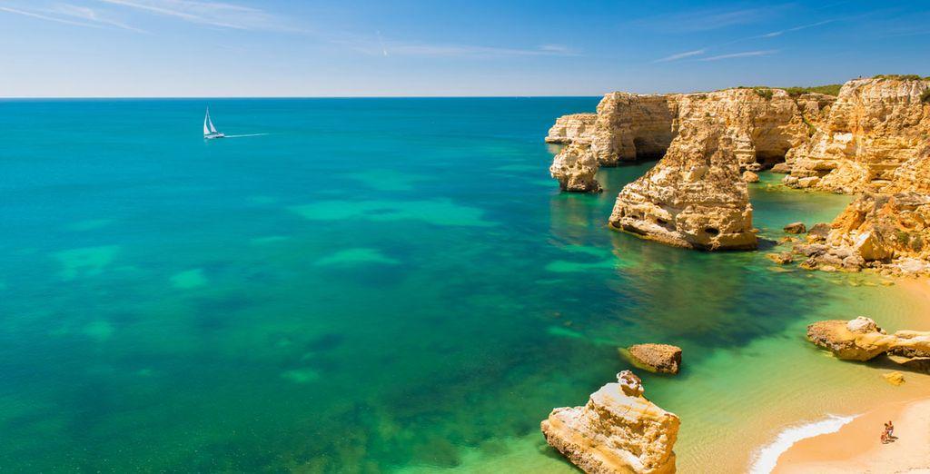 ¿Vienes con nosotros al Algarve?