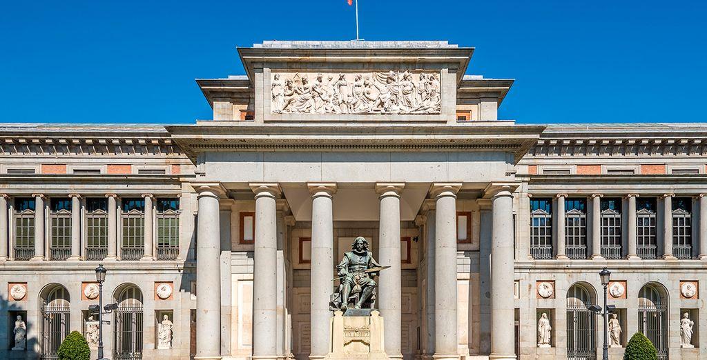 The Westin Palace Madrid 5* se encuentra en el famoso