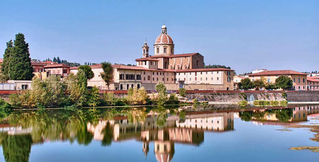 Visita Florencia, una ciudad encantadora de principio a fin