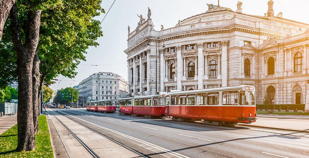 Descubre Viena, la Ciudad Imperial por excelencia