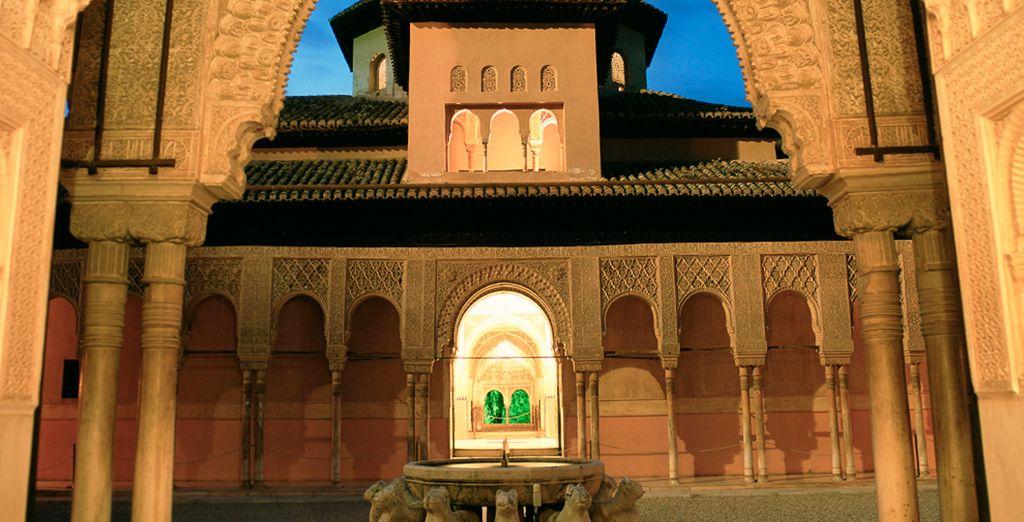 Descubre cada rincón de Granada