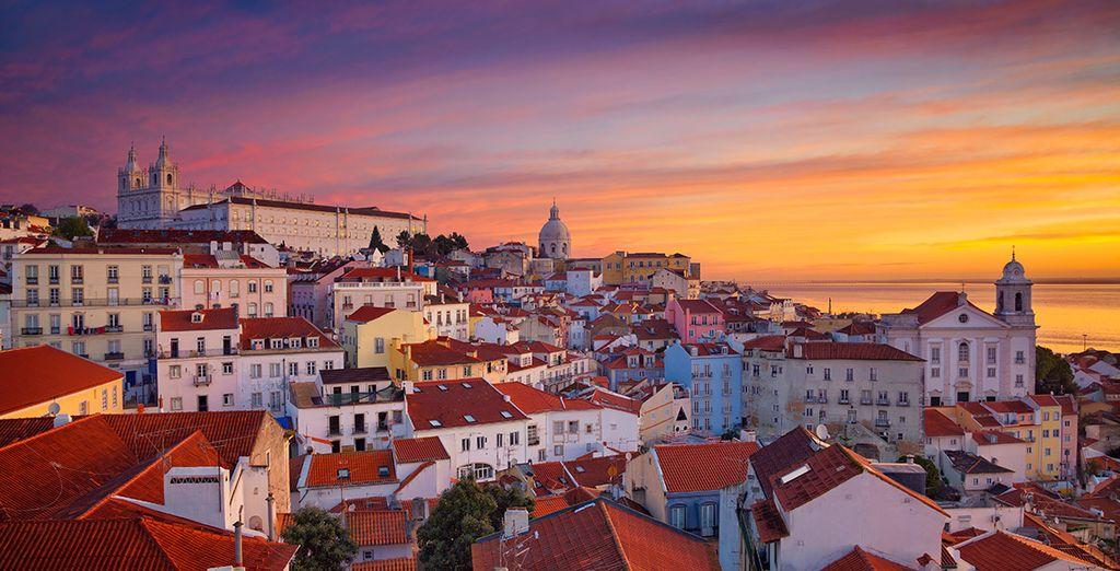 ¡Lisboa te enamorará!
