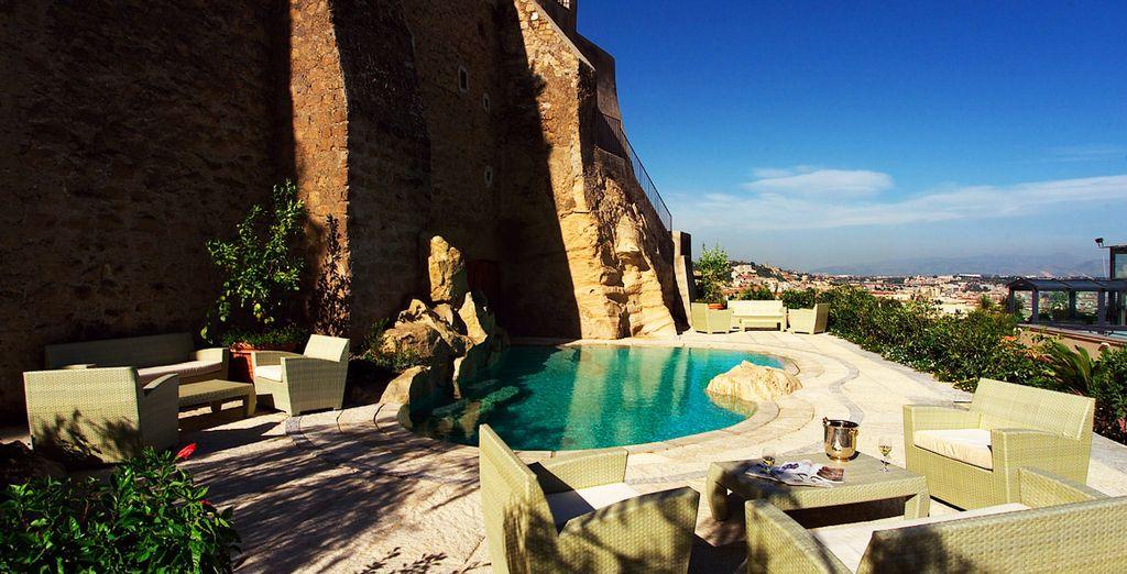 El espectacular Hotel San Francesco Al Monte 4*