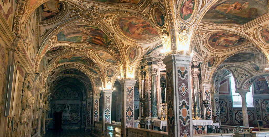 La catedral de Salerno