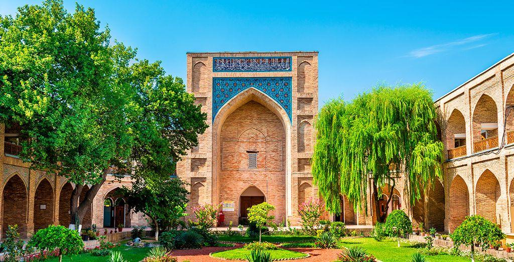 La ciudad más grande de Asia Central
