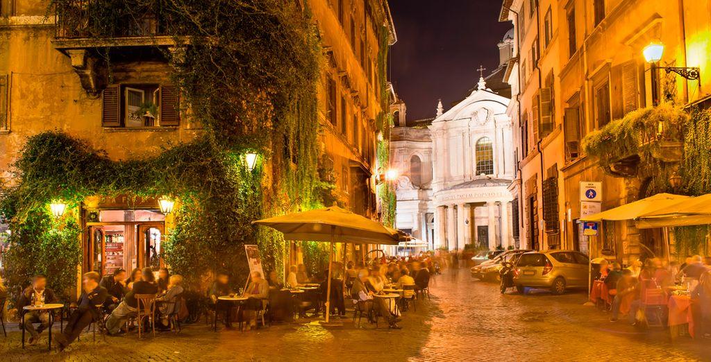 Descubre el encanto de la auténtica Roma en el barrio del Trastevere