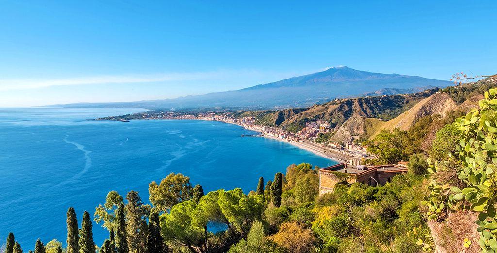 ¡Disfruta de unas vacaciones geniales en Sicilia!