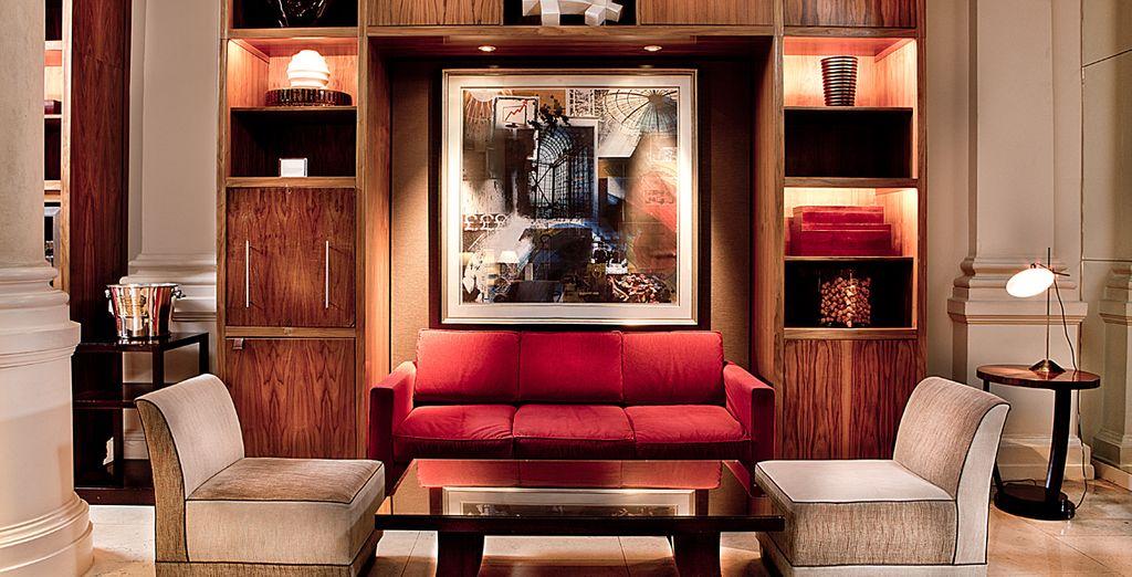 Un hotel con mucho encanto perfecto para una escapada