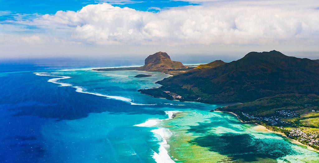 Isla Mauricio es el lugar que jamás olvidarás