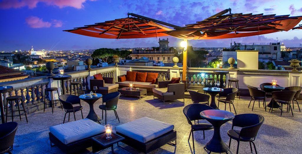 En el Hotel Savoy 4* podrás disfrutar de unas preciosas vistas