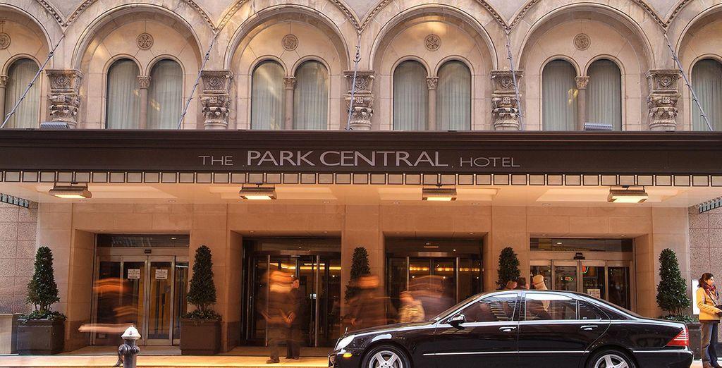 Te alojarás en el Midtown, en pleno corazón de Manhattan