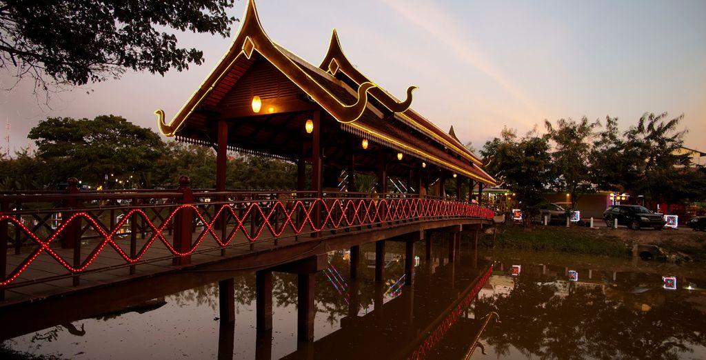 Aprovecha para dar un paseo por el Lago Tonle Sap en Siem Riep