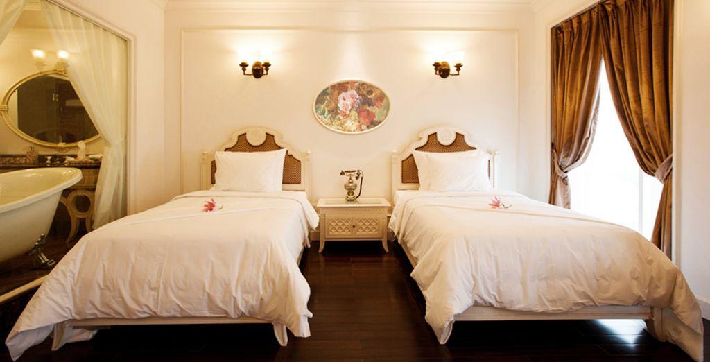 El Hotel Eldora es uno de los hoteles disponibles en Hue
