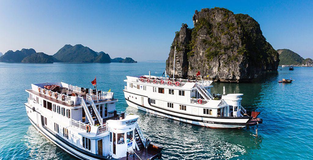 ... o en Bhaya Cruises 4*...