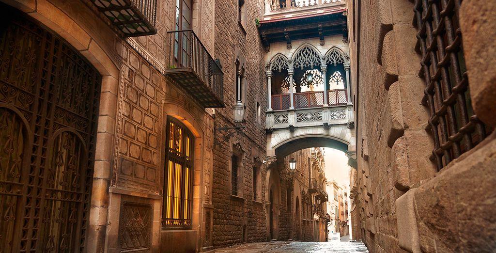 Recorre las callejuelas del casco antiguo de Ciutat Vella y descubre el encanto que esconden