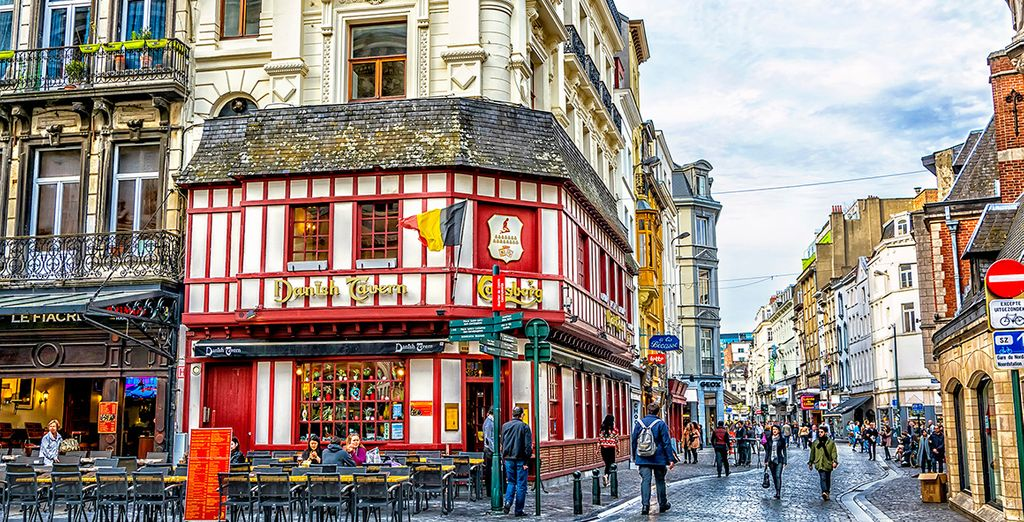 ¡Ven a Bruselas!