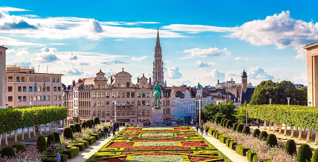 Una ciudad con mucho encanto