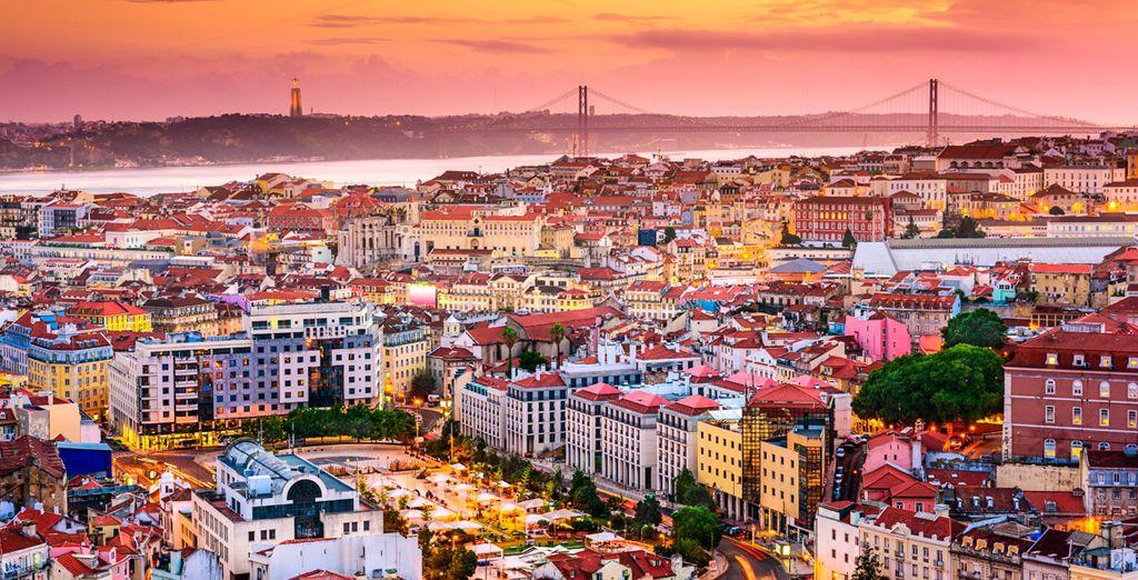Lisboa es una de esas ciudades que nunca defraudan