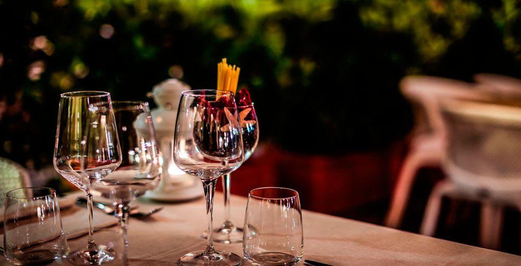 Prueba la deliciosa gastronomía italiana