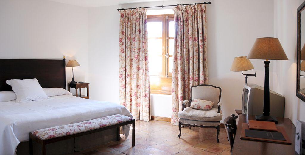 Descansa en tu habitación Confort
