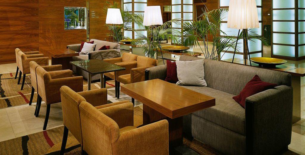 El diseño interior contemporáneo de K+K Hotel Fenix 4* te hará sentir como en casa