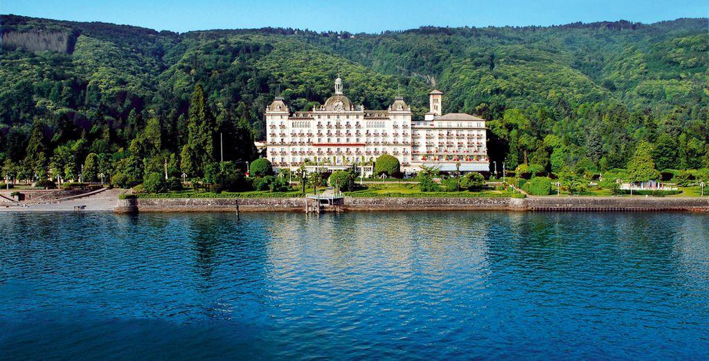 Grand Hotel des Iles Borromees 5*, un lugar inolvidable
