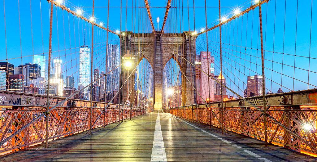 Un viaje espectacular te espera, desde Washington a Nueva York, visitando Annapolis y Philadelphia