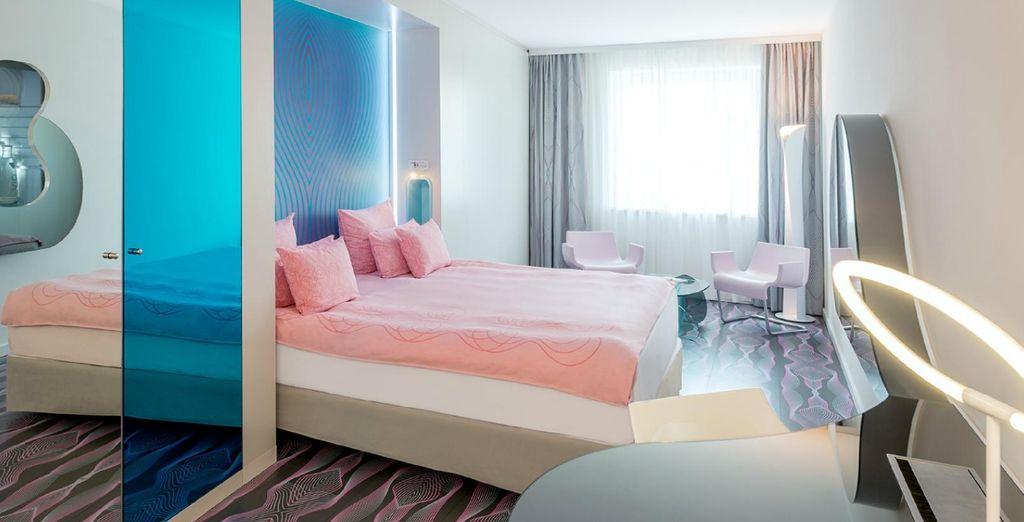 Descansa en tu habitación Nhow