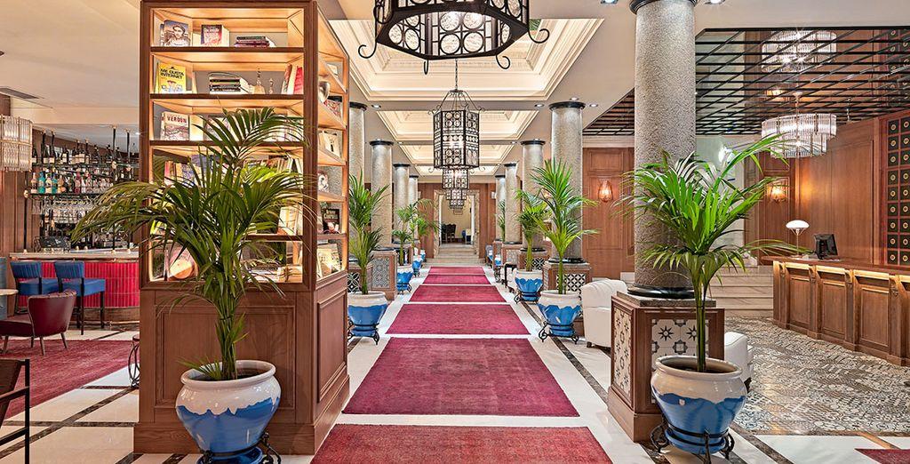 Un hotel boutique totalmente renovado