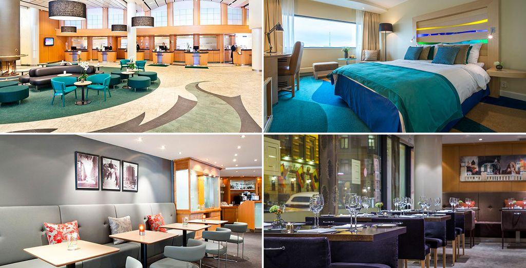 Tu estancia en Oslo podrá ser en el hotel Radisson Blu Scandinavia 4*