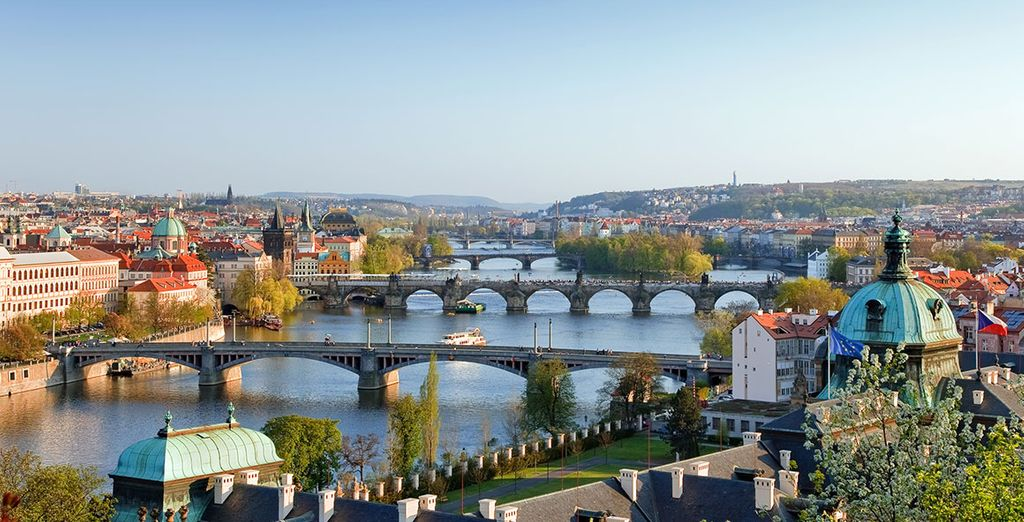 Praga te cautivará