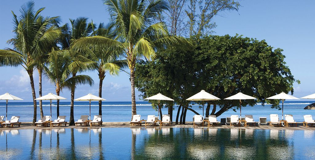 Bienvenido a Outrigger Mauritius Beach Resort 5*