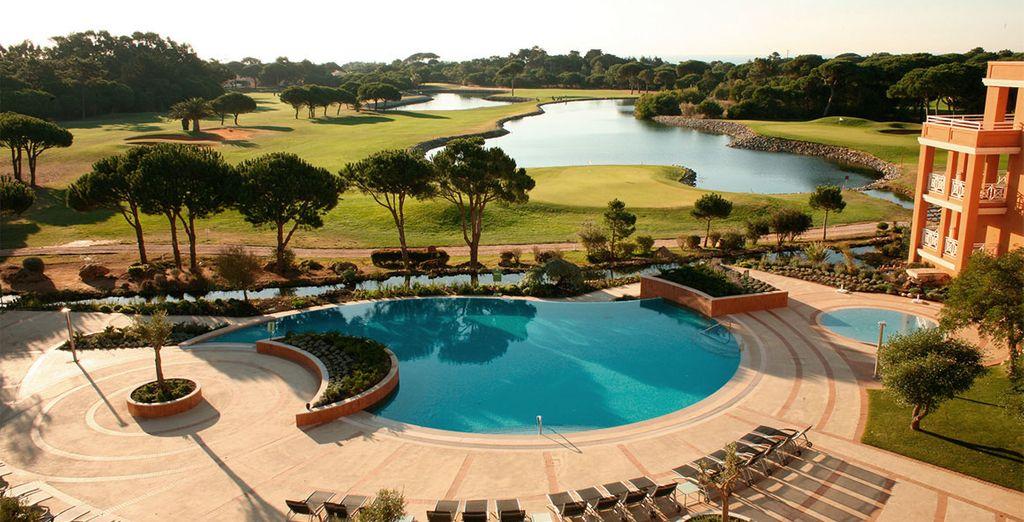 Unas vacaciones inolvidables en el Hotel Quinta da Marinha 5*, en Cascais