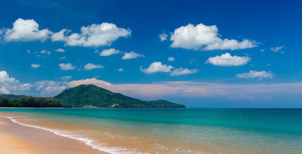 Admira la belleza de las playas de Palmanova