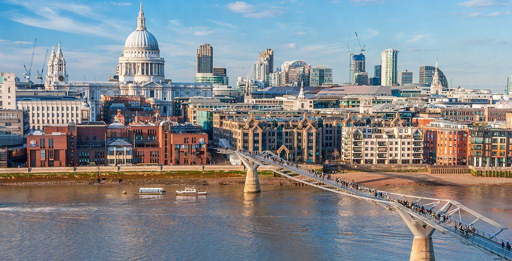 Una ciudad moderna, que conserva su más pura esencia