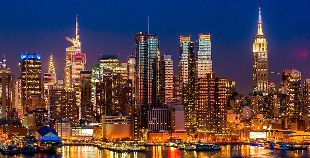 Nueva York, una gran ciudad con muchas posibilidades