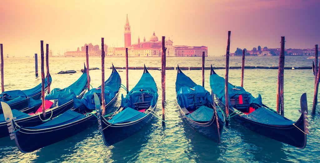 Ven a descubrir Venecia y sorpréndete