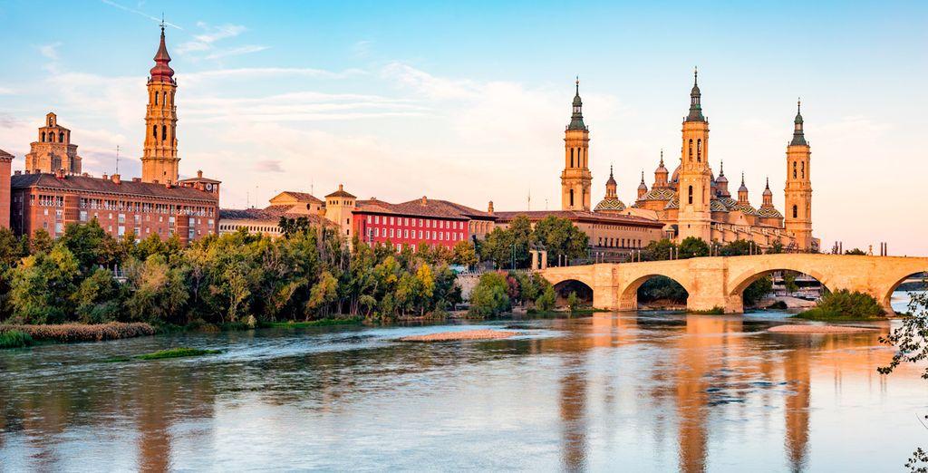 Descubre Zaragoza y visita sus monumentos